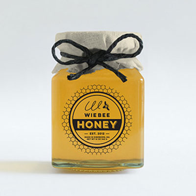 Wiebee Honey logo